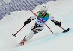 Katja Saarinen Vammaisalppihiihdon MM-kilpailujen Suomen edustaja. Saarinen kilpailee neljässä lajissa: supersuurpujottelussa, pujottelussa, superyhdistetyssä ja suurpujottelussa.