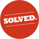 solved logo